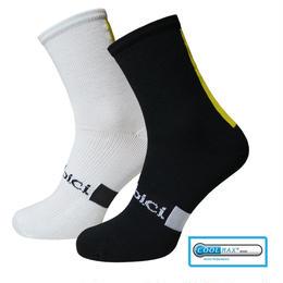 Velobici VB Ride Socks Ankle / ヴェロビチ VB ライド ソックス(ミドルタイプ)(VB-206,223)