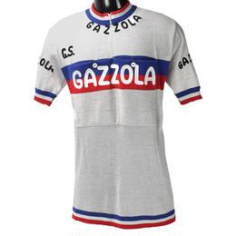 Vintage Velo Classics / Gazzola Jersey/ ガッツォーラ メリノウールジャージ(VV-20344)