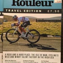 Rouleur Magazine Isuue 65/ルーラーマガジン バックナンバー(VB-RM1)