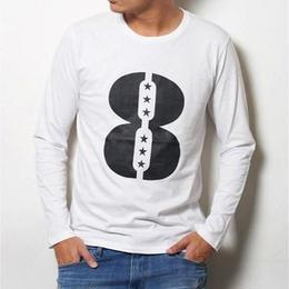 NO.8  Long T-shirt