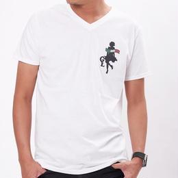Marilyn italy color swarovski T-shirt