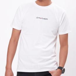 Gray ☆ Label T-shirt
