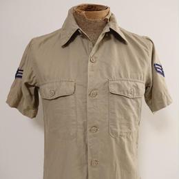 【1960s USAF】Short-sleeved   shirt