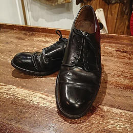 【1970s  US NAVY】  Service  shoes