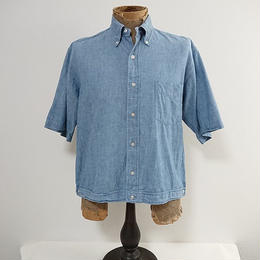 1950s  Chambray box shirt