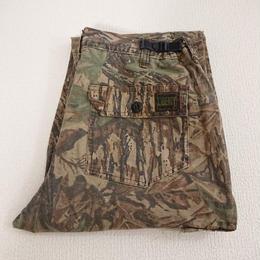 【 90s LIBERTY 】Real tree camo  Cargo Pants