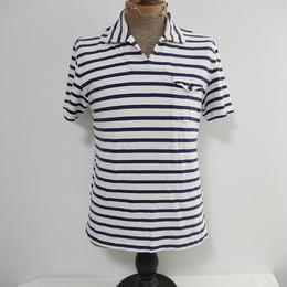 【RRL】Border   Polo shirts