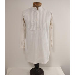 Germany   Henry neck cotton shirt