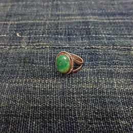 【1940s  NAVAJO】 Turquoise  ring