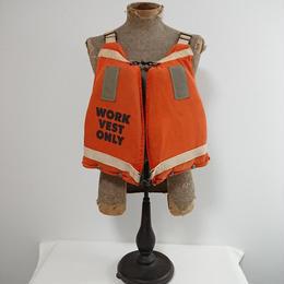 【 ~1980s U.S.COAST GUARD  APPROVAL 】Life Jacket
