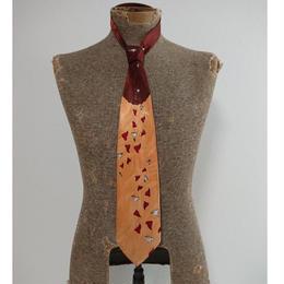 ~1960s  Petal pattern   Vintage Tie