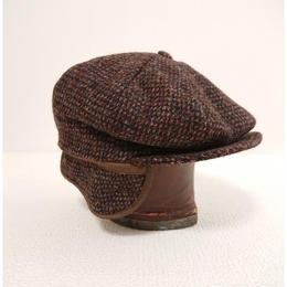 ~1980s Eddie Bauer Tweed Casket Cap