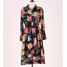 リコリスフラワー  ドレス