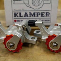 PAUL / KLAMPER×2 DISC BRAKE CARIPER