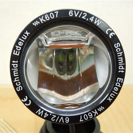 Schmidts Original / Head Lamp Edelux Crome