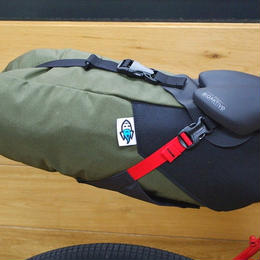 Porcelain Rocket ポーセリンロケット Mr.Fusion Seatpack / OLIVE