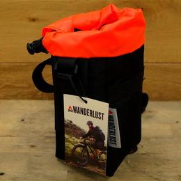"""WANDERLUST / Rattlesnake Stem bag """"Orange"""""""