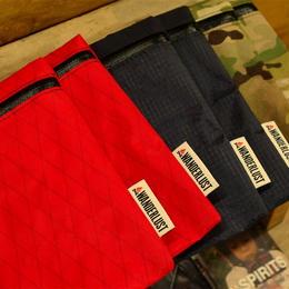 WANDERLUST / Zippered Accessory Bag