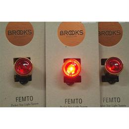 BROOKS / FEMTO  Rear Light