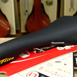 selle ITALIA FLITE 1990 / BROWN  / BLACK