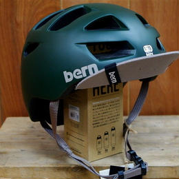 bern/ALLSTON (JAPAN FIT) MT HUNTER GREEN