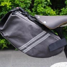 TIM TAS+REK / Saddle bag GRAY