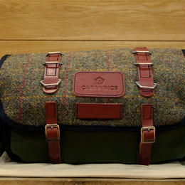 CARRADICE & HARRIS TWEED / Limited Editions Barley / Brown Tweed