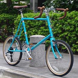 BRUNO Minivelo 20 Road Drop  turquoise /540mm