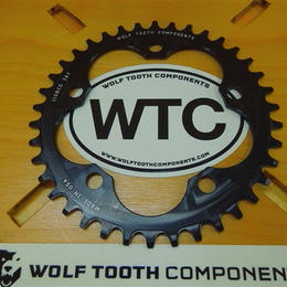 WOLF TOOTH / Cyclocross Chainrings