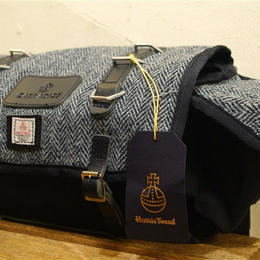 CARRADICE & HARRIS TWEED / Limited Editions Barley / Mono Herringbone