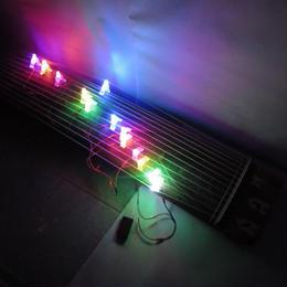 【限定発売】クリスタル光る琴柱クリスマスイベント用(コードタイプ)