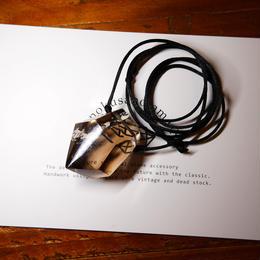 ガウリシャンカール産ヒマラヤ水晶ネックレス CDD