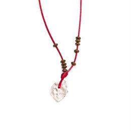 ネパール産ヒマラヤ水晶ポイント ネックレス