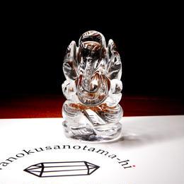 幸運の神ガネーシャ神像  GQ9