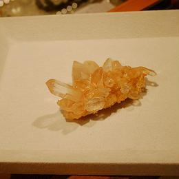 インド産ヒマラヤ水晶クラスター