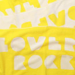 VINYL JUNKIE - LOVERS ROCK TOWEL