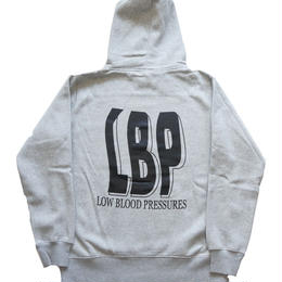 LOGO Pullover Hoodie (GRAY)
