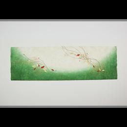 創作デザイン和紙(葉)(商品番号:as-1512001)