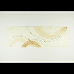 創作デザイン和紙(柿渋)(商品番号:as-160201)