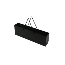 手提げ紙袋(一輪のバラ・オプション品)