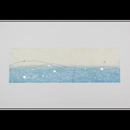 創作デザイン和紙(箔入り)(商品番号:as-18602)