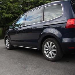VW  フォルクスワーゲン シャラン  内外装パーツ6点