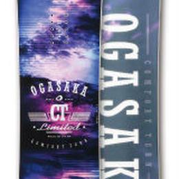 入荷完了※即発送可能 2017-2018 OGASAKA オガサカ スノーボード CT-L シーティー リミテッド 148cm