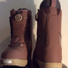 (ラスト1足)14-15 CROSSFIVE X-5 GTX-BOA BROWN