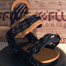 14-15 FLUX RL BLACK 正規品
