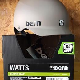 BERN バーン   Watts ワッツ Matte Sand XL ※JAPANフィット