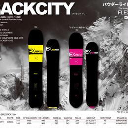 入荷完了※即発送可能 2017-2018 NOVEMBER ノベンバー スノーボード BACK CITY バックシティ
