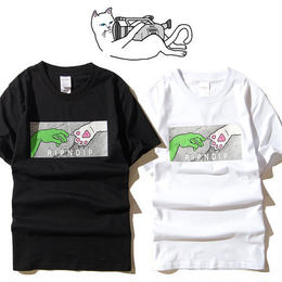 大人気 リップンディップ RIPNDIP Tシャツ 半袖 人気新品 男女兼可 F89-RD-6097