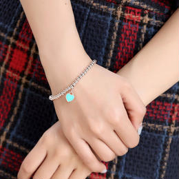 セール セレブ 大人気 Tiffany ティファニー ブレスレット 2カラー[TF-05]
