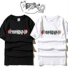 大人気 リップンディップ RIPNDIP Tシャツ 半袖 人気新品 男女兼可 F89-RD-5038